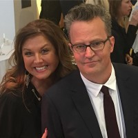 Abby Lee Miller with Matthew Perry
