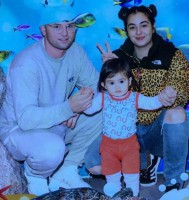 Alanna Masterson Family: Marlowe Masterson(daughter), Brick Stowell(partner)