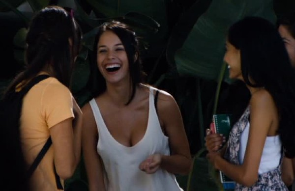 Alexis Knapp in Project-X