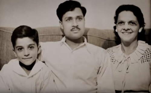 amar bose mit. amar bose childhood: father noni and mother charlotte mit