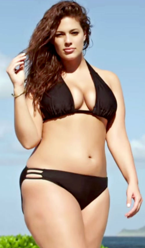 992847eb81fad Ashley Graham (plus size model)- Age, Height, weight, bio, swimsuit ...