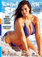 Ashley Graham on Sports illustrated