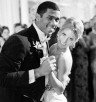 Ashton Meem & Russell Wilson wedding