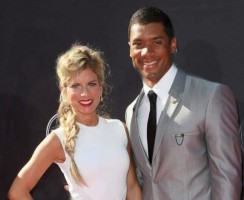 Ashton Meem with exhusband Russell Wilson
