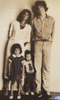 Balthazar Getty childhood family