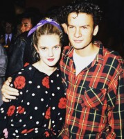 Balthazar Getty with Drew Barrymore