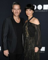 Balthazar Getty with wife Rosetta Millington