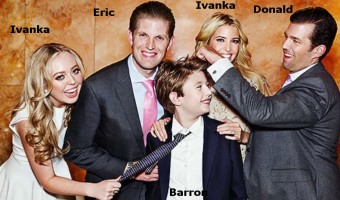 Barron Trump & Siblings