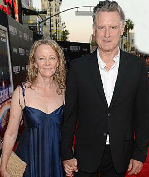 Bill Pullman with wife Tamara Hurwitz