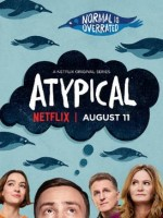 Brigette Lundy-Paine in Atypical poster