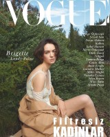 Brigette Lundy-Paine on Vogue cover