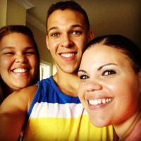 Britney Young's siblings- brother and sister