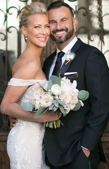 Brittany Daniel & Adam Touni wedding