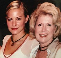 Brittany Daniel & mother Carolyn Daniel