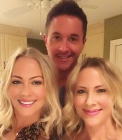 Brittany Daniel with siblings: Brother Brad Daniel, sister Carolyn Daniel