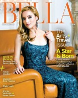 Christy Altomare on the cover of Bella New York Magazine