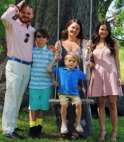 Clayne Crawford Family: Wife, Sons, Daughter
