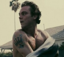 Clayne Crawford tattoos