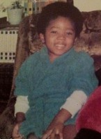 Cress Williams childhood