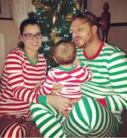 Dapper Laughs family: Wife Rae, daughter Neve