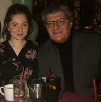 Emma Kenney with Dad (Kevin Kenney)
