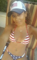 Essence Atkins in Bikini