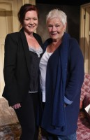 Finty Williams with Mother Judi Dench