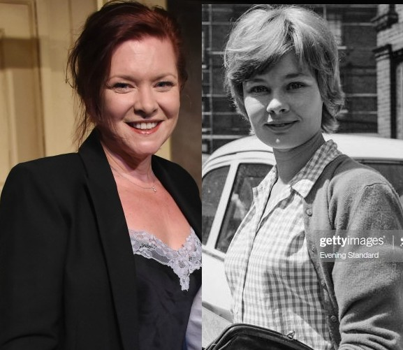 Finty Williams- Young Judi Dench