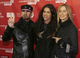 Francesca Gregorini family: Barbara Bach(mother), Ringo Starr(stepfather)