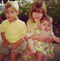 Gates siblings- Jennifer, Rory, Phoebe