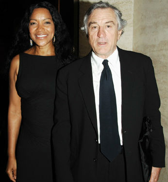 Grace Hightower & Robert De Niro