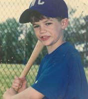 Grant Gustin childhood