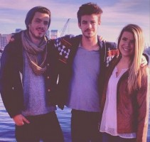 Gustin siblings- Tyler, Barry & gracie