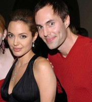 James Haven & Angelina jolie