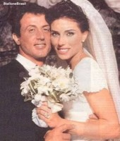 Jennifer Flavin's wedding to Sylvester Stallone