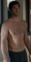 Josh Bowman shirtless
