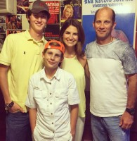 Kaitlan Collins Family: brothers- Brayden Collins & Cole Collins, father  Jeff Collins