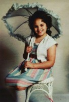 Keala Settle childhood