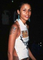 Kidada Jones tattoo- right arm