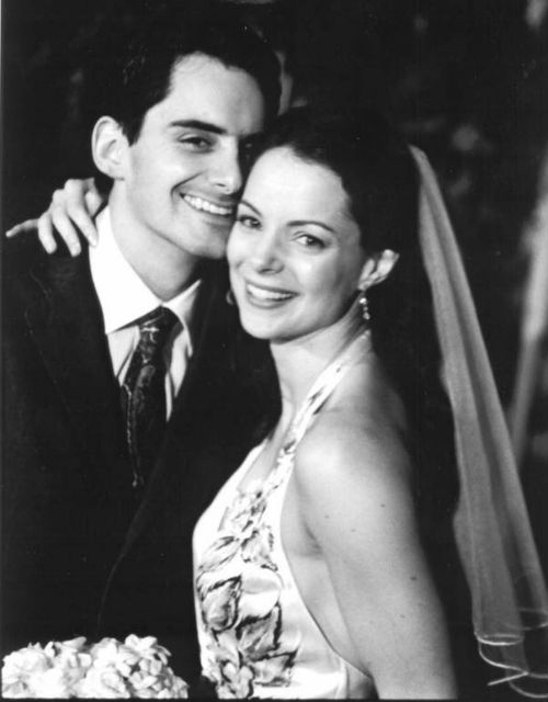 Kimberly Williams & Brad Paisley wedding