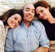 Kimberly Williams-Paisley with siblings- Ashley Williams, Jay Williams