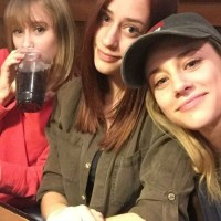 Lili Reinhart with Sisters Tess & Chloe