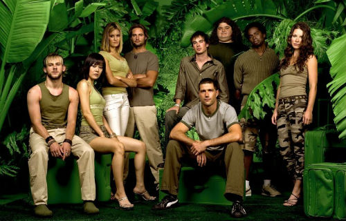 Lost TV series cast