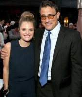 Maggie Lawson with Ex-husband Ben Koldyke