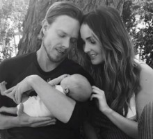 Matthew Alan Family: Daughter Hayden & Girlfriend Camilla Luddington