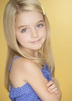 Mckenna Grace cute and little