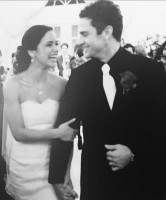 Melissa Fumero & David Fumero Wedding