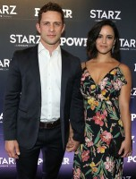 Melissa Fumero with husband David Fumero