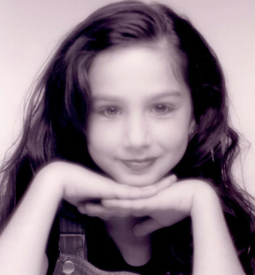 Molly Ephraim childhood