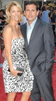 Nancy Carell with husband Steve Carell